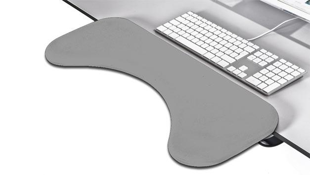ergonomisches pc zubeh r am arbeitsplatz sitz art l beck. Black Bedroom Furniture Sets. Home Design Ideas