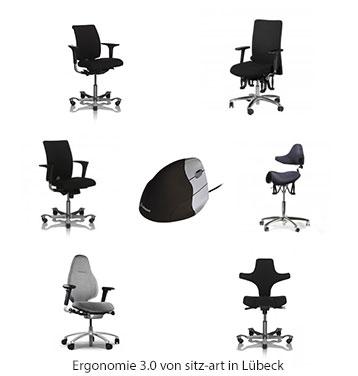 ergonomie am arbeitsplatz 5level konzept sitz art l beck. Black Bedroom Furniture Sets. Home Design Ideas