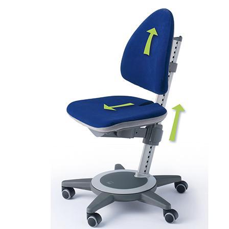 Schreibtischstuhl ergonomisch kinder  Ergonomische Kindermöbel von Moll | sitz-art Lübeck