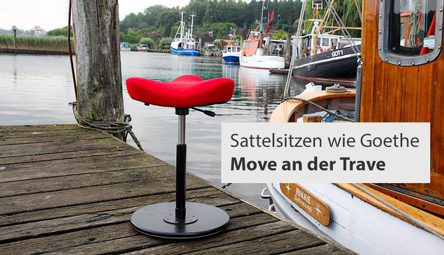 Move Sattelsitz in Lübeck an der Trave