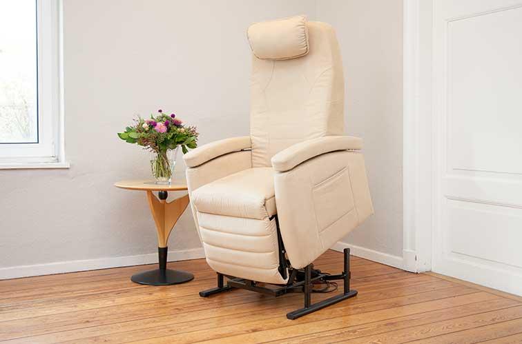 seniorensessel sessel mit aufstehhilfe sitz art l beck. Black Bedroom Furniture Sets. Home Design Ideas