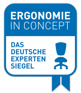 Ergonomie in Concept Siegel